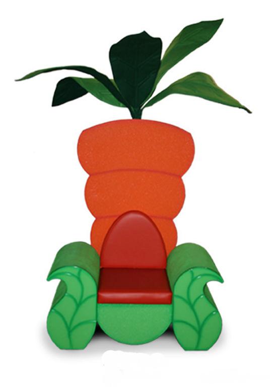 SPR-4002 Carrot throne