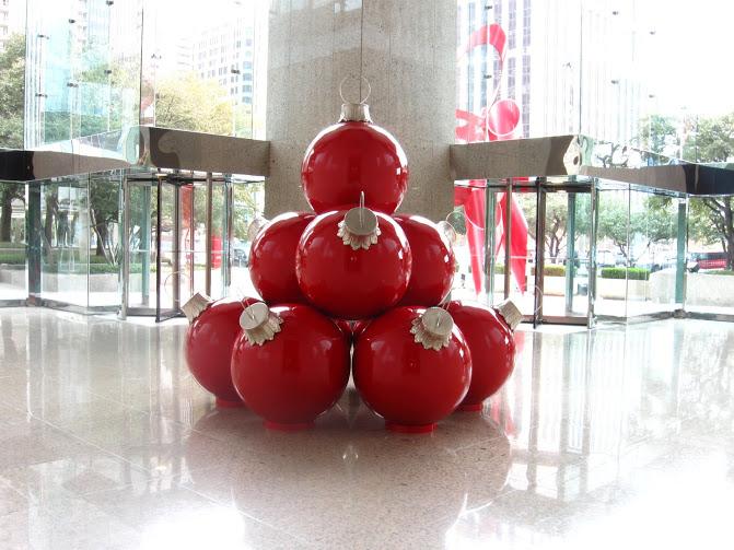 Large Christmas Bulbs